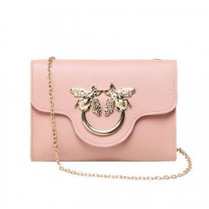 Geanta dama, de umar, roz, PMT205R3
