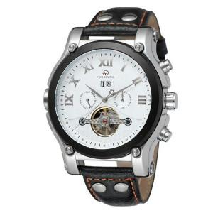 Автоматичен мъжки часовник Tourbillon Forsing FOR1006