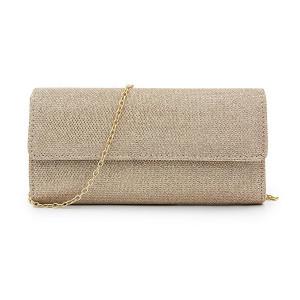 Дамска чанта, Bergenia, Златиста, L217-V2