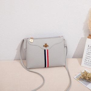 Дамска чанта Mini, сива, PMT217SZ3
