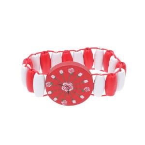 Детска гривна (модел рисунка часовник) KID017-V1