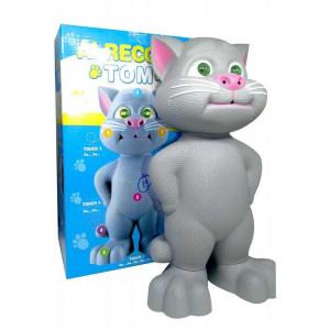 Интерактивна детска играчка Говорещ Том 30 см