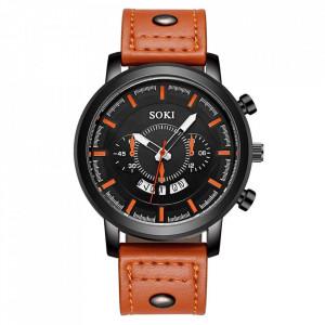 Мъжки часовник Soki Quartz, Q9553-V1
