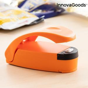 Aparat de sigilat pungi cu cutter și magnet InnovaGoods Kitchen Foodies