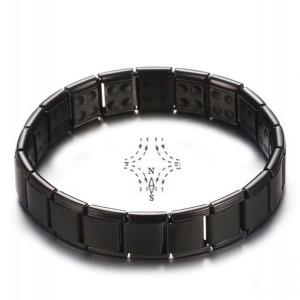 Bratara magnetica - negru BR319