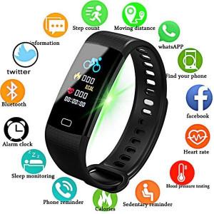 Bratara Smart Fitness Tracker Bluetooth Y5-V1