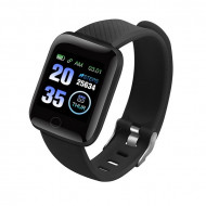 D13-BLACK - Smart Watch Sport Fitness Tracker