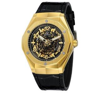 Автоматиен мъжки часовник Skeleton Forsining FOR8172-V3