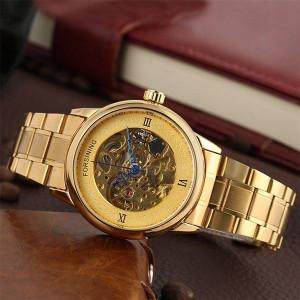 Автоматичен часовник Skeleton Forsining FOR1801-V1