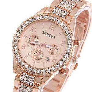 Дамски часовник GEN083-РОЗОВ