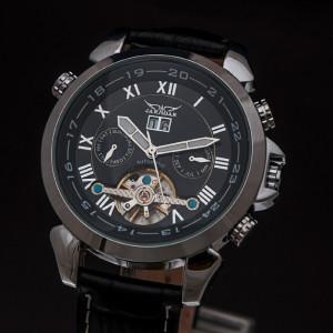 Механичен часовник Full Technologie Tourbillon J028