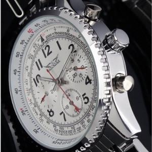 Механичен часовник full Tehnologie J008