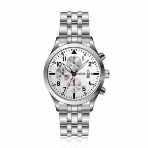 Мъжки часовник Swidu SWI-050-Бял