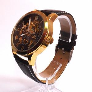 Напълно автоматичен механичен часовник Winner P064