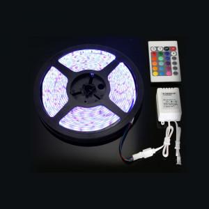 LED лента цветна RGB - 5 метра