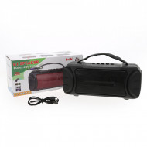 ZQS-T315 преносим високоговорител със слънчево зареждане и фенерче, USB, TF, FM, Bluetooth