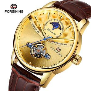 Автоматичен механичен часовник Tourbillon Forsining FOR339G-V5