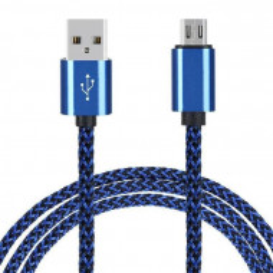 Здрав и устойчив кабел за зареждане или прехвърляне на данни за Android 2м