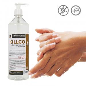Лосион за ръце - Thomas Maister 1L - 70% алкохол