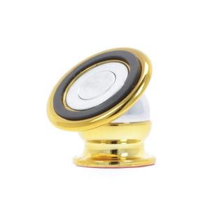 Универсална магнитна стойка за кола - златиста