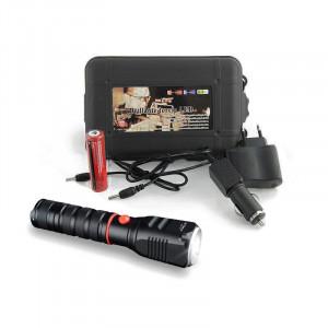 CREE T6-WC Тактически LED фенерче Ultrafire