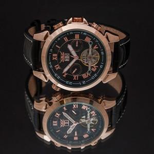 Механичен часовник Full Technologie Tourbillon J032