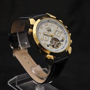 Механичен часовник Full Technologie Tourbillon J034