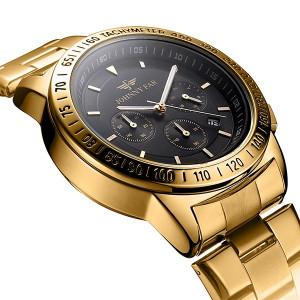 Мъжки часовник Johnny Far - Chronograph S-200-V6