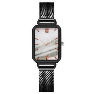 Ceas de Dama, cu inchidere magnetica, Marble, Q9601-V1