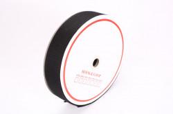 Čičak traka Crna 3 cm