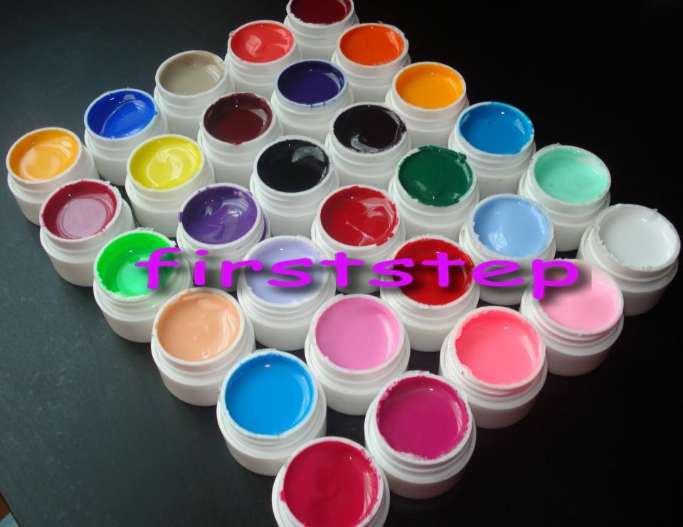Geluri colorate mate