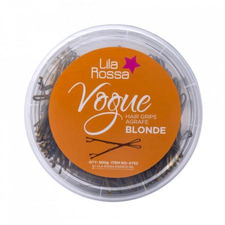 Agrafe Lila Rossa, Vogue, 500 g, blonde, 7 cm