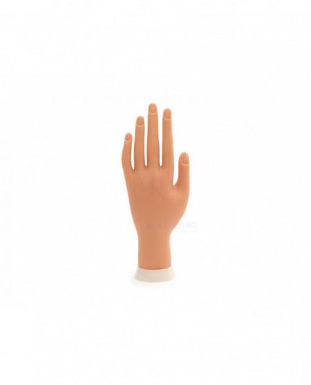 Mana pentru practica manichiura unghii false gel