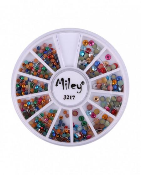 Carusel decorare unghii cu gel AJ217