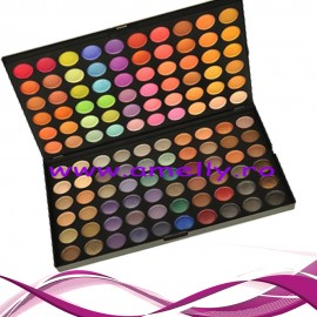 Trusa machiaj 120 culori model 3