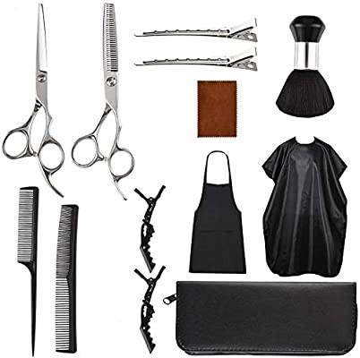Set kit frizerie coafor complet Nexter cu foarfeca tuns si filat Ardette calitate superioara