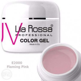 Poze Gel uv Lila Rossa Professional 5g Flaming Pink