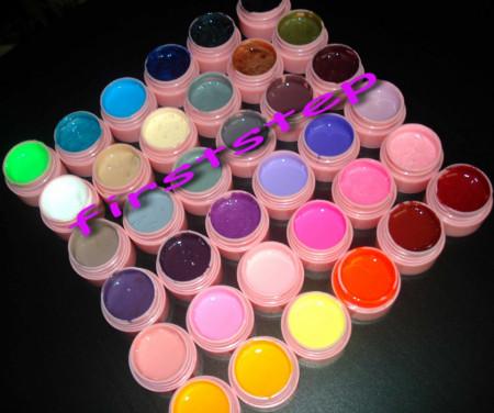Set 36 geluri Colorate CANNI