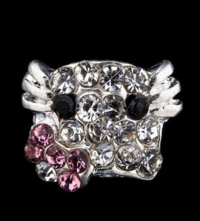 Decor metalic unghii 1 bucata