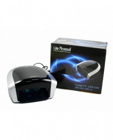 LAMPA UV 54W LED+UV Profesionala pentru unghii gel