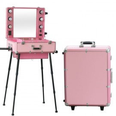 Statie profesionala de make-up Roz