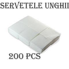 Servetele unghii 200 buc