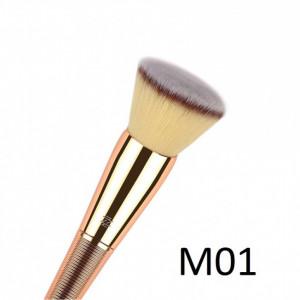 Pensula profesionala make up pentru fond de ten Model 1
