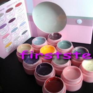 Set 12 geluri colorate Canni seria natur