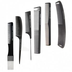 Cap practica manechin salon frizerie coafor Lung Des Sintetic 50cm saten CPB04