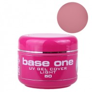 Gel UV Constructie Base One Cover Light 50 g BO50G-COL