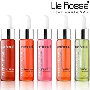 Ulei cuticule Lilla Rossa 15 ml cu pipeta diverse arome