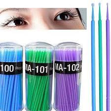 Betisoare microfibra set 100 buc