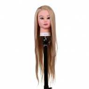 Cap practica Blond 80 cm + Suport