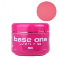Gel UV Constructie Base One Pink 50 g BO50G-P